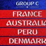 FIFA MM-kilpailut: Esittelyssä lohko C