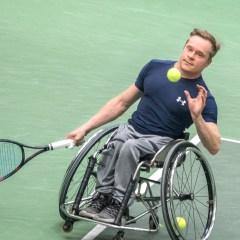 """Tenhunen tähtää Tokion paralympialaisiin 2020 – """"Tällä hetkellä tuntuu, että olen parempi tennispelaaja kuin koskaan aiemmin"""""""