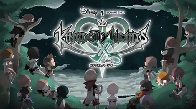 Kingdom Hearts Unchained χ ya tiene fecha en Japón