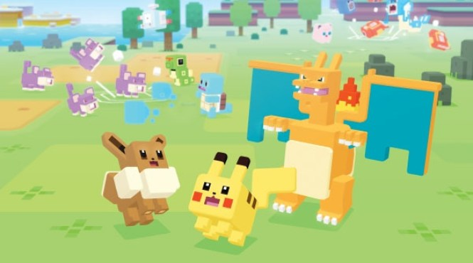 'Pokemon Quest' ya está disponible en Nintendo Switch