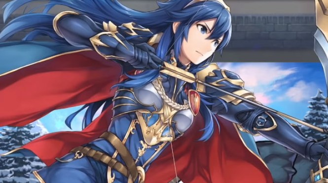 'Fire Emblem Heroes' añadirá a Lucina como personaje jugable
