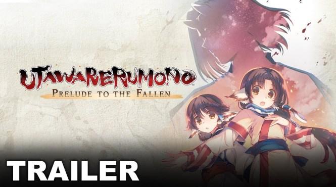 'Utawarerumono: Prelude to the Fallen' llegará en otoño a PS4 y PS Vita