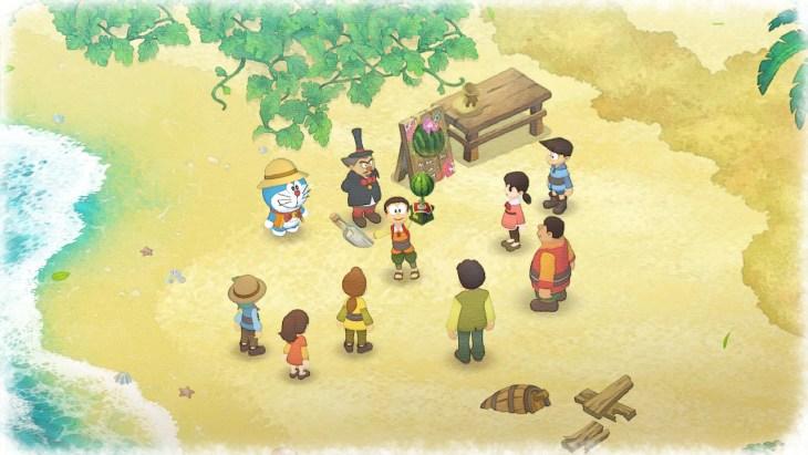 Doraemon Story of Seasons 46