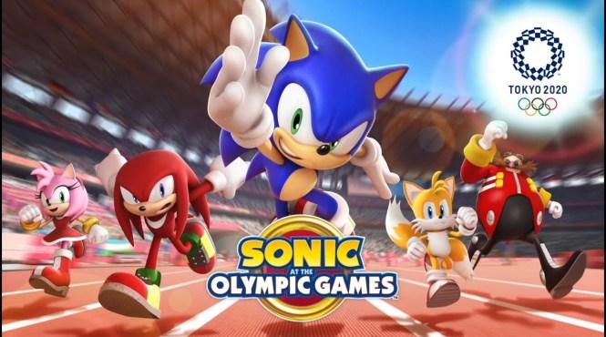 'Sonic en los Juegos Olímpicos: Tokio 2020' ya está disponible para Android, iOs y Fire OS