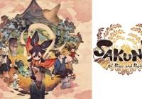 'Sakuna Of Rice and Ruin' llegará el 20 de noviembre a Switch y PS4