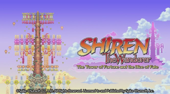 Análisis – Shiren the Wanderer: The Tower of Fortune and the Dice of Fate