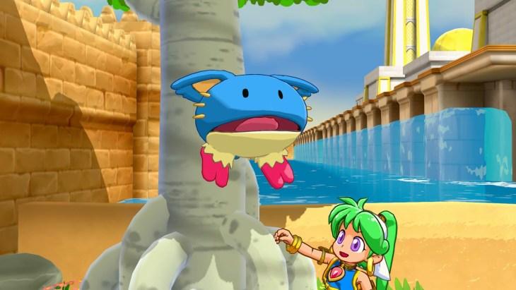Wonder Boy Asha in monster world 20210529000704