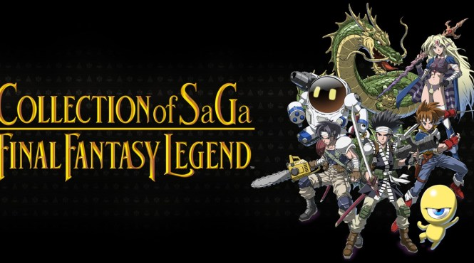 Collection of SaGa: Final Fantasy Legend llegará a iOS y Android el 22 de septiembre y a PC el 21 de octubre