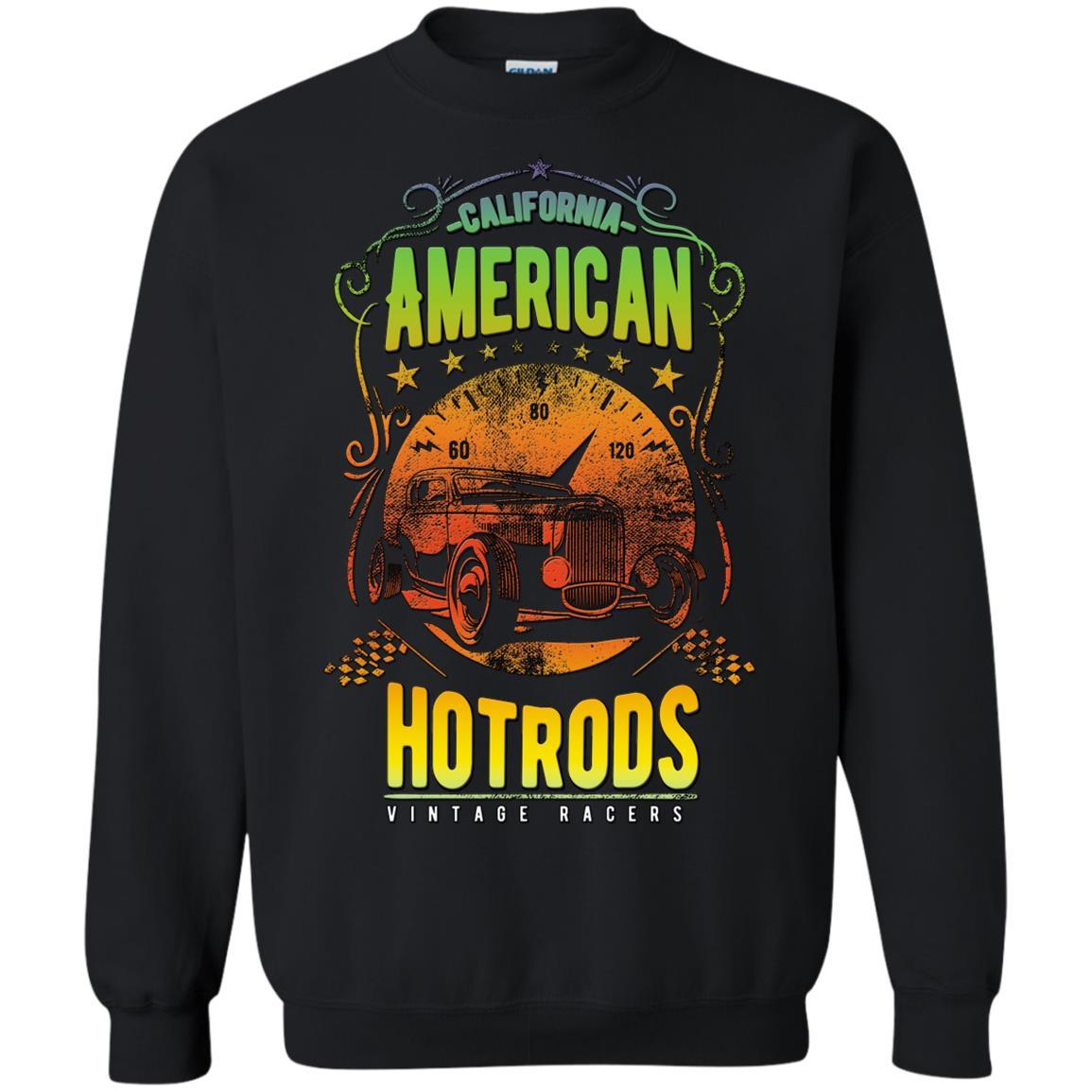 American Hotrods Gildan Crewneck Pullover Sweatshirt