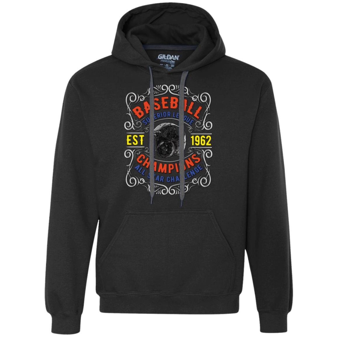 Baseball Champions Heavyweight Pullover Fleece Sweatshirt