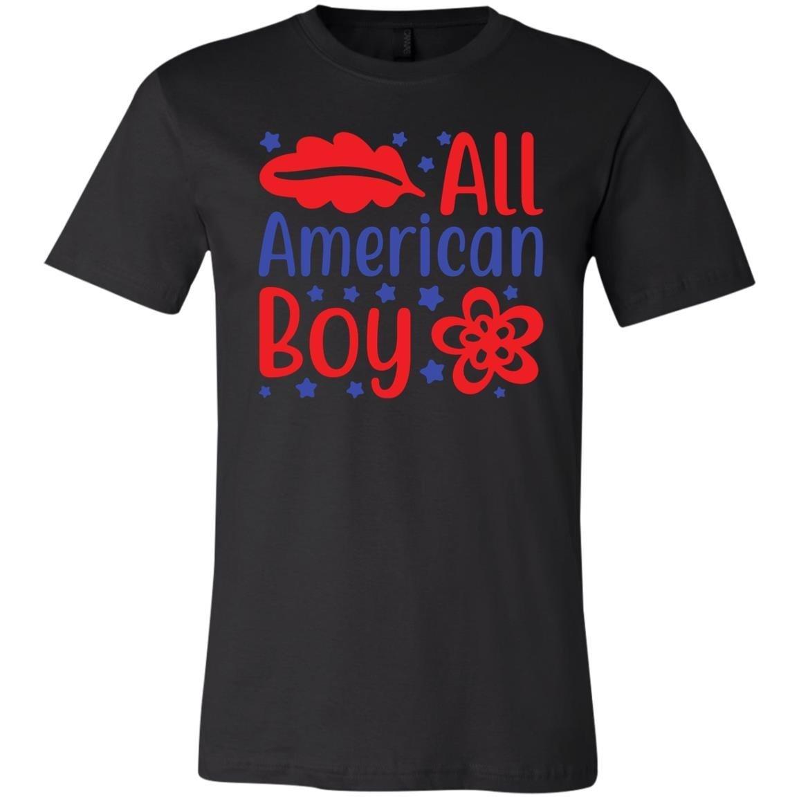 All American Boy Unisex Jersey SS T-Shirt