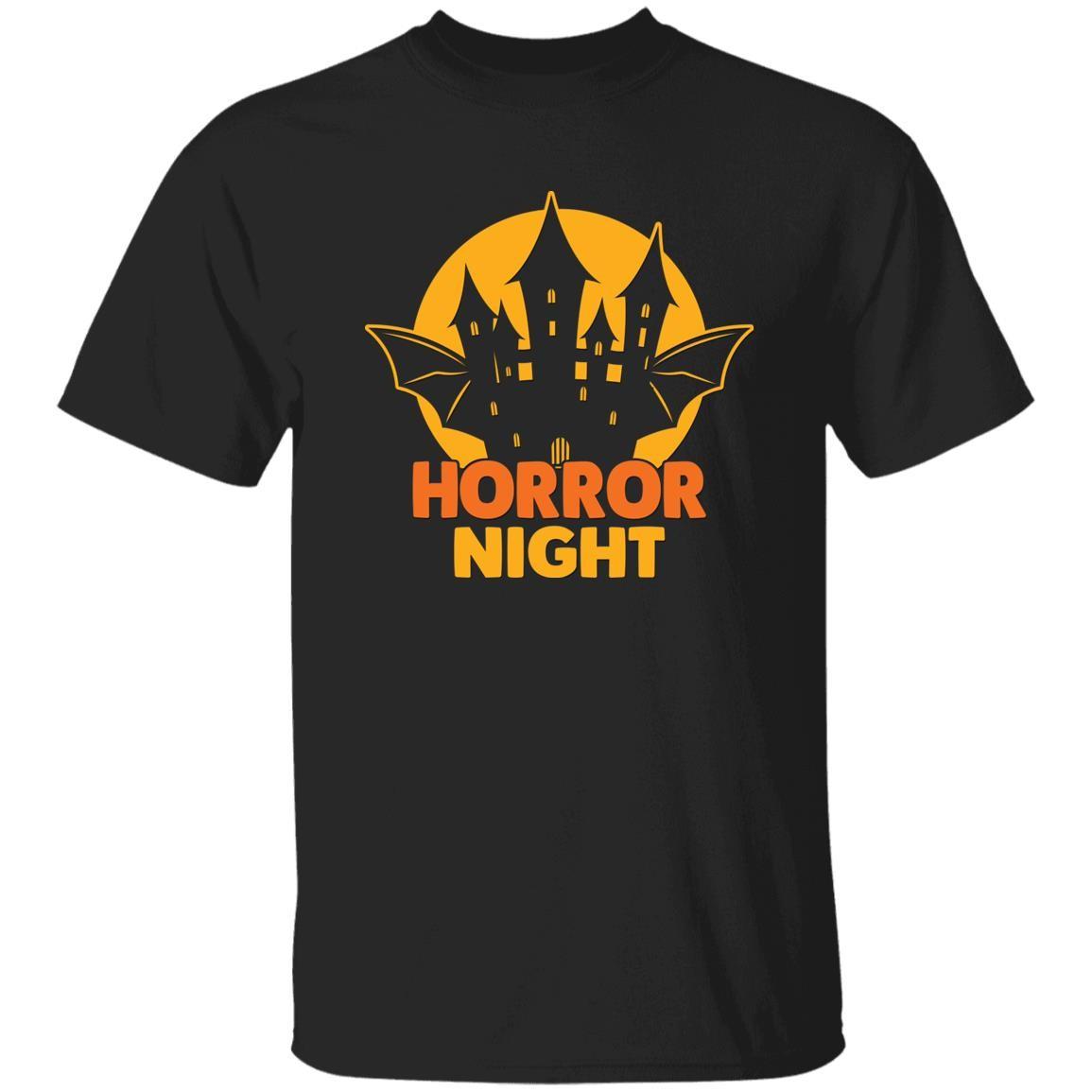 Horror Night Unisex T-Shirt