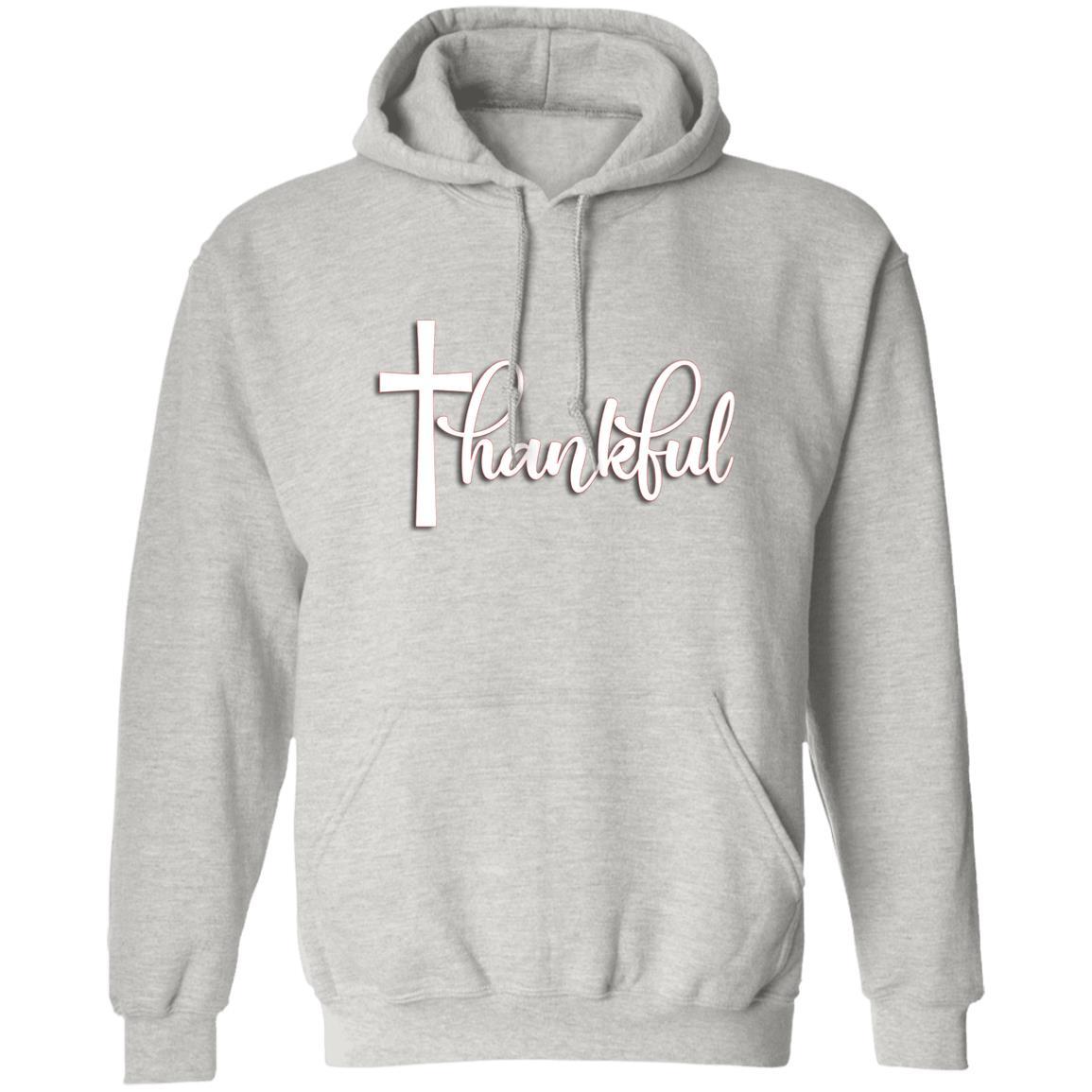 Thankful Pullover Unisex Hoodie