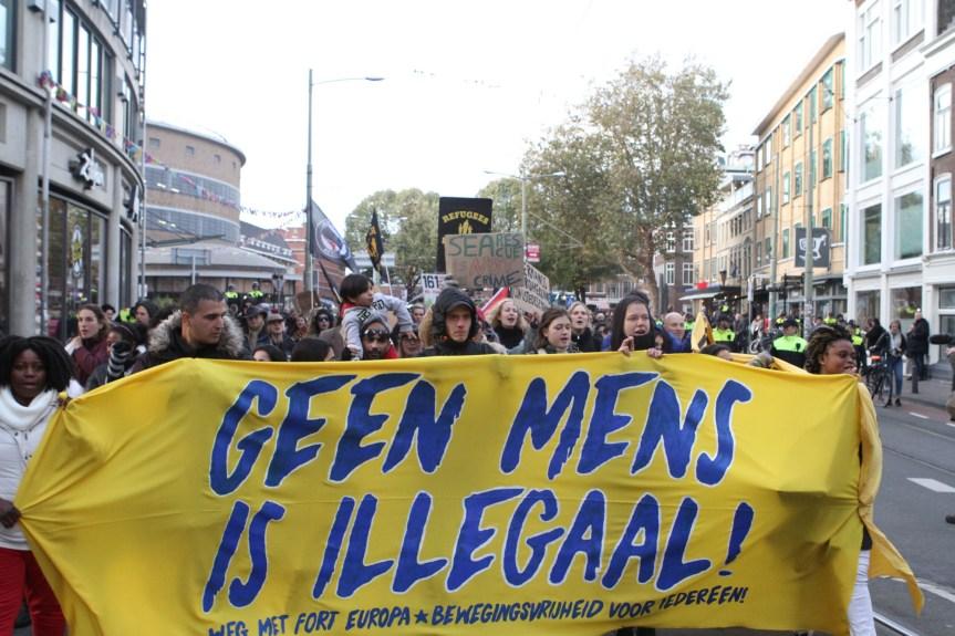 Verslag Demonstratie Den Haag