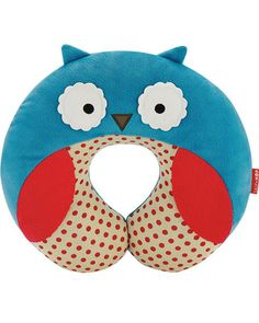 Photo Credit [Pinterest] Owl Neck Pillow