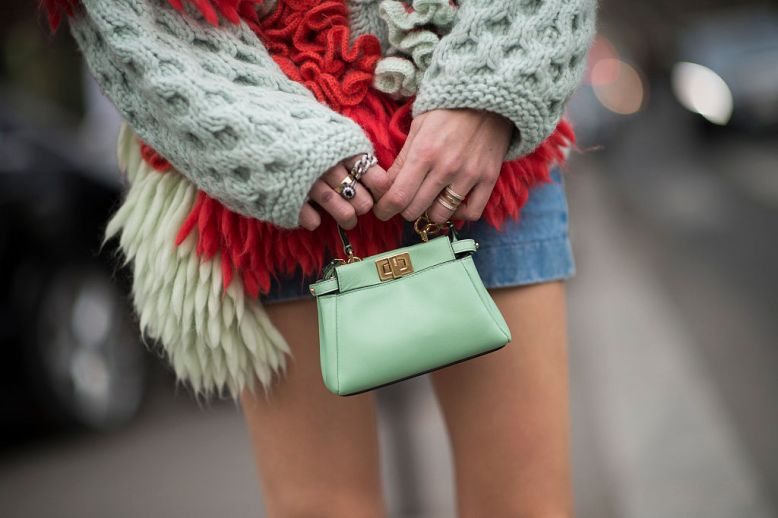 Day 7  - Street Style - Paris Fashion Week - Womenswear Fall/Winter 2015/2016