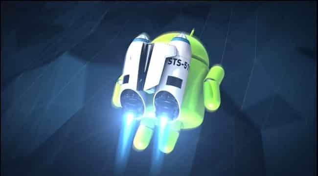 acelerar Android