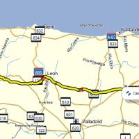 Mijn Camino Frances - GPS - GPX