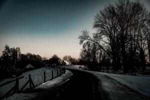 sneeuw, winter