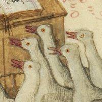 El libro de los gansos