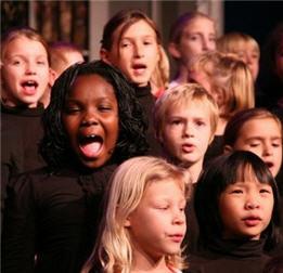 Lifesavers kids choir
