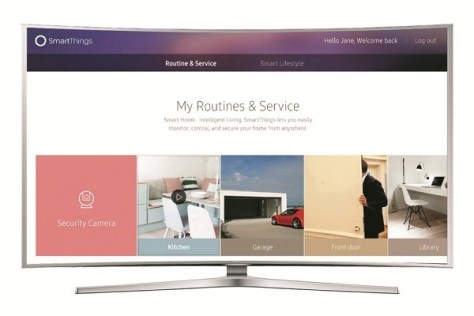 How Samsung's SmartThings Platform makes CES 2016 SUHD TV's IoT Ready (1)