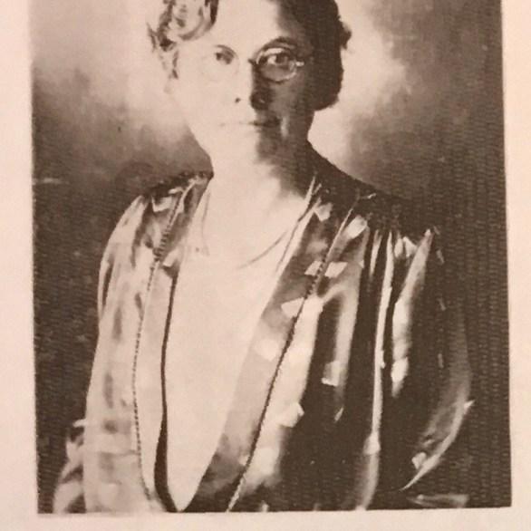 Bertha Marie Tyler