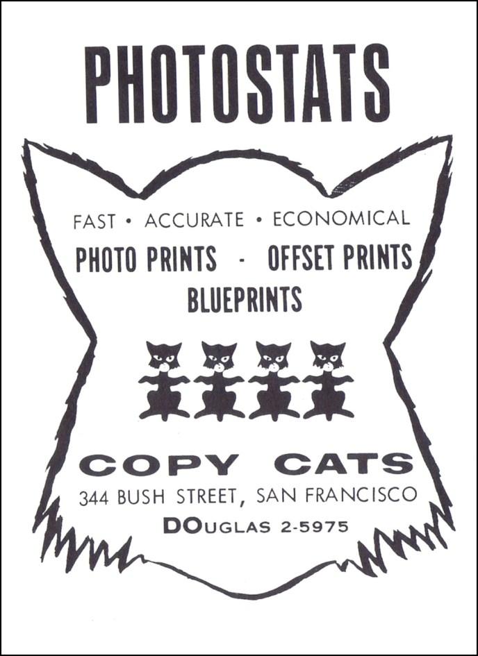 Copy Cats Stats