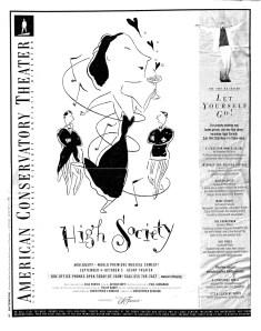 Schumaker 1997 High Society Examiner/Chronicle