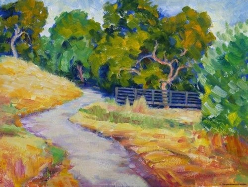 17-path-through-the-oaks