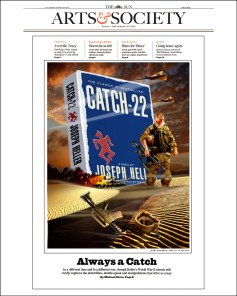 Baltimore Sun - Catch 22