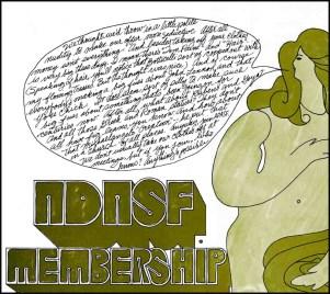 ADASF Membership Poster detail