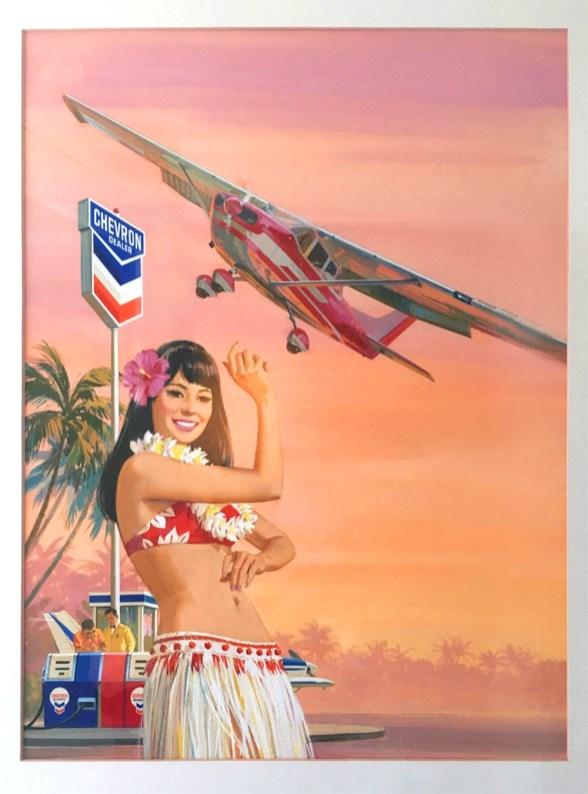 Chevron Irene Tsu by Charlie Allen