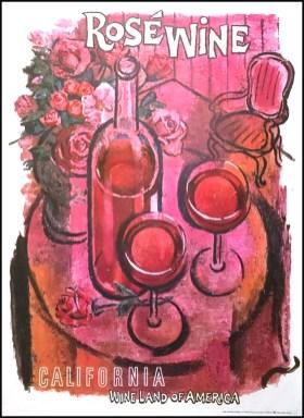 1965 Rosé Wine