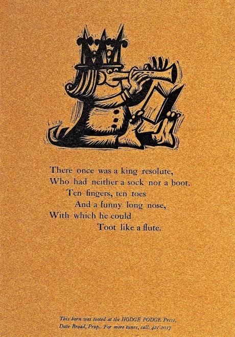 4 Hodge Podge Resolute King