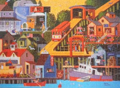 Jack Allen Nob Hill Puzzle