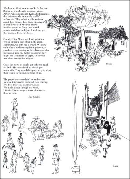 Bill Shields story art