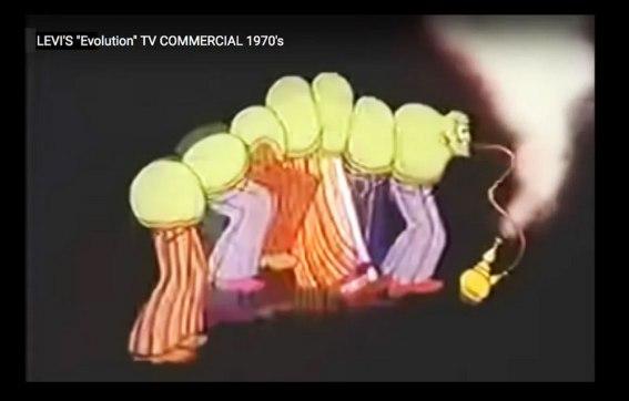 Levis Evolution TV