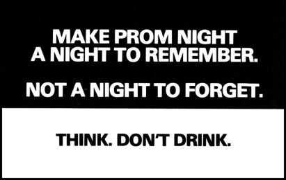 Think, Don't Drink
