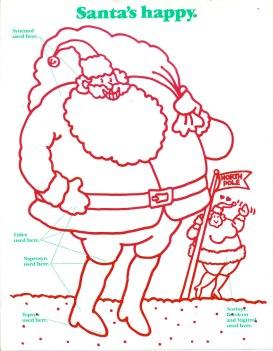 Syntex Holiday Card