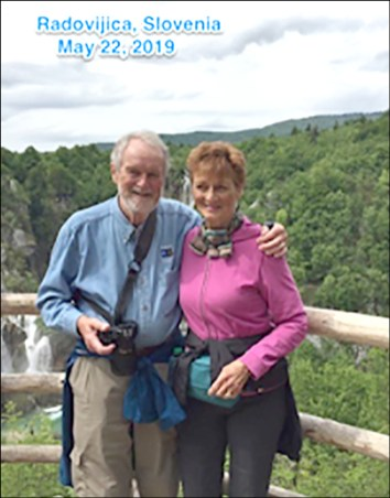 John and Jill in Slovenia
