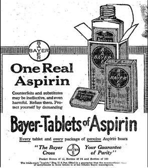 DBayerTabletsofAspirin