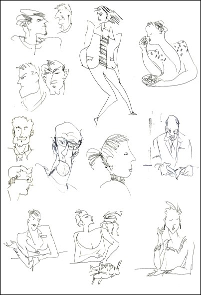 Many Doodles