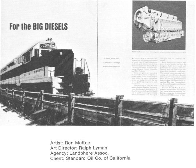 1965 Standard Oil