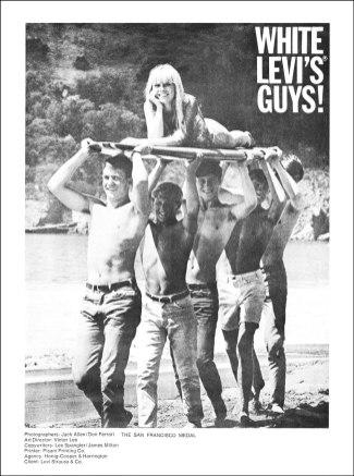 Levi's Guys Client 1966