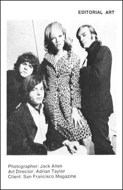 SF Magazine Client 1966