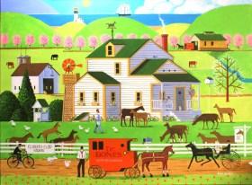 Clippty-Clop Farms by Jack Allen