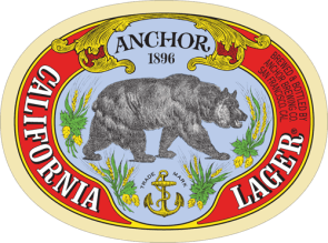 california-lager-label