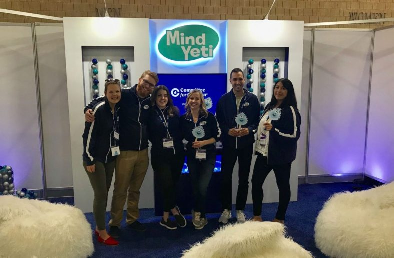 Mind Yeti at ISTE Conference 2019