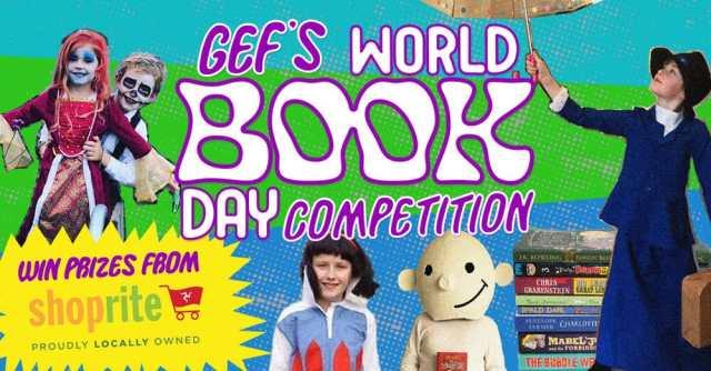 World Book Day - Lockdown Edition